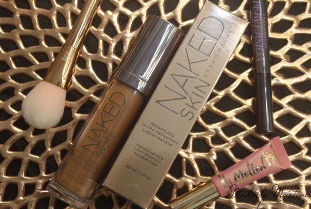 Urban Decay Naked Skin Weightless Foundation Review
