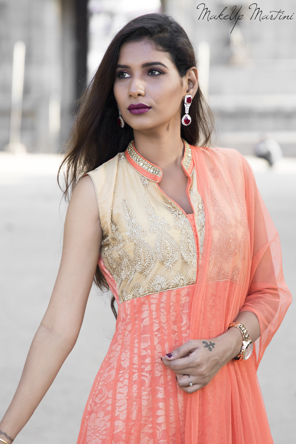 Styling Ideas Anarkali Diwali 2017