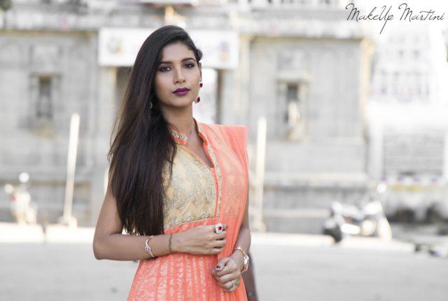 Styling Ideas for Anarkali Diwali 2017
