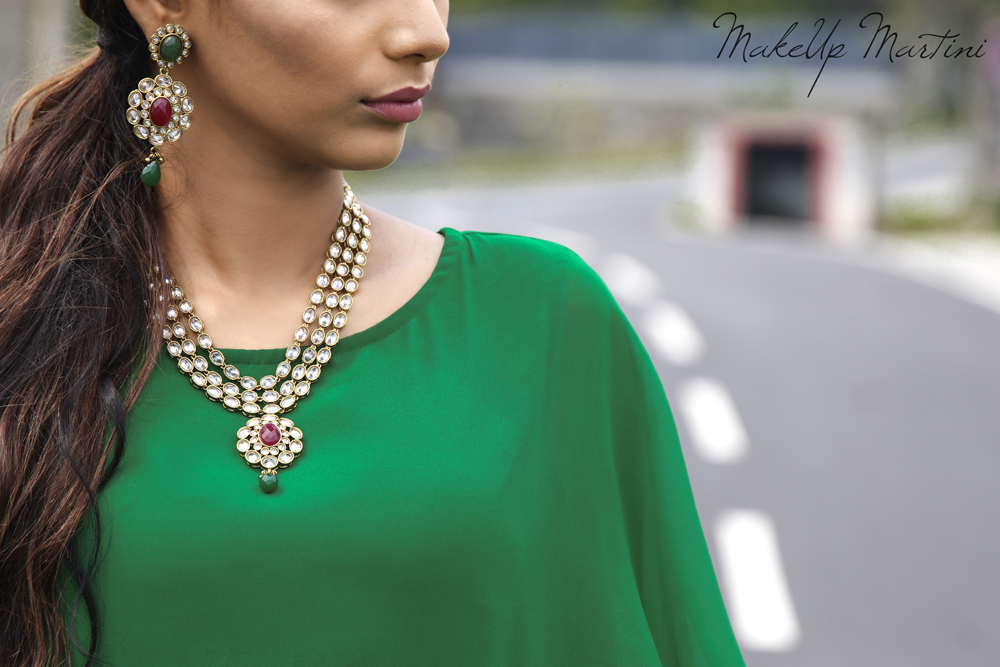 Indian Kundan Jewelry