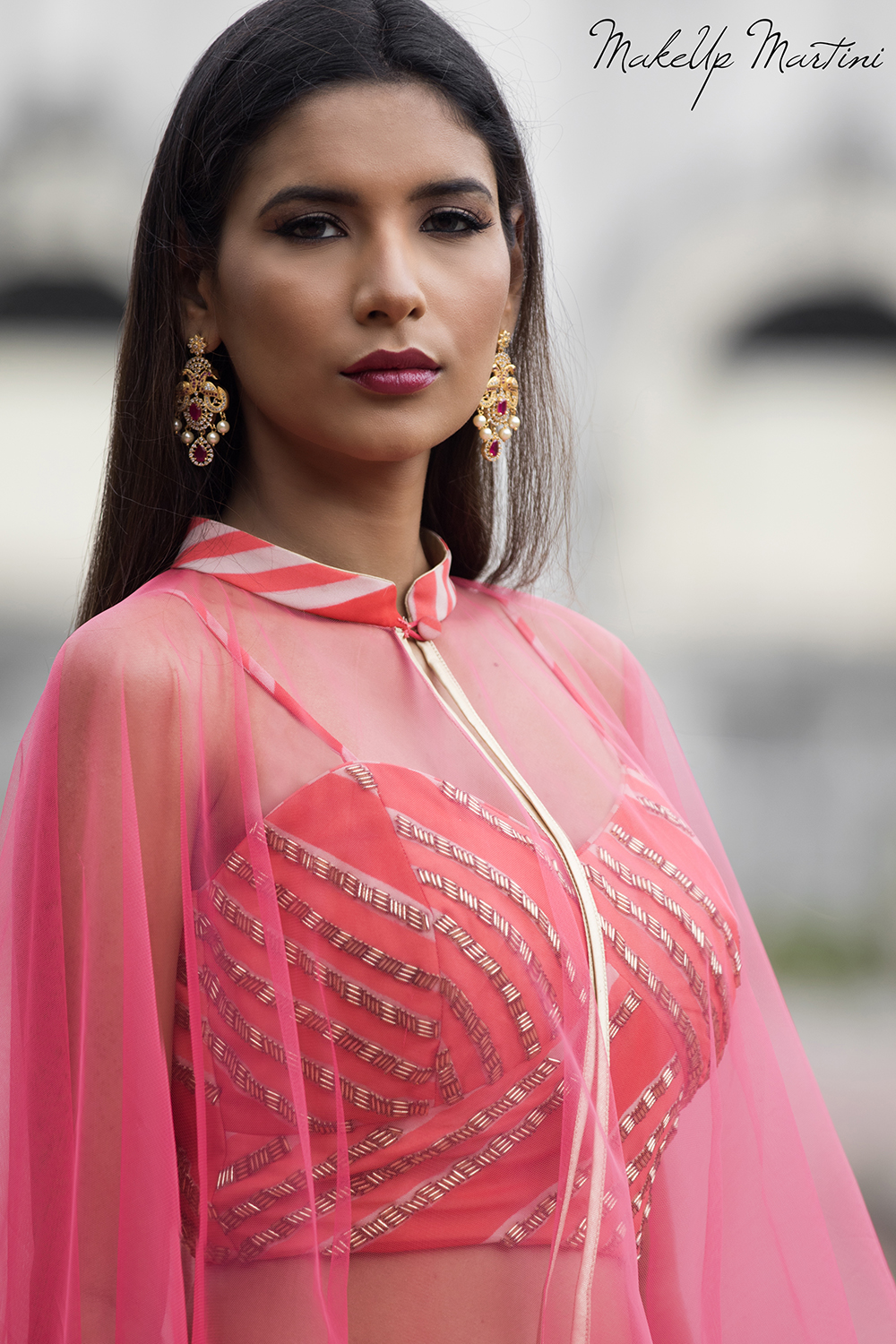 Ideas To Style Pink Lehengas