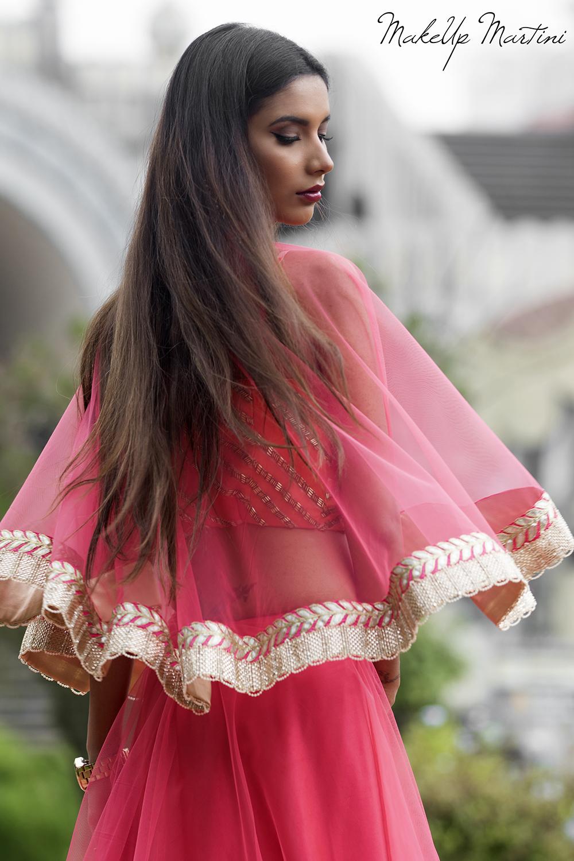 Style Inspiration For Pink Lehenga