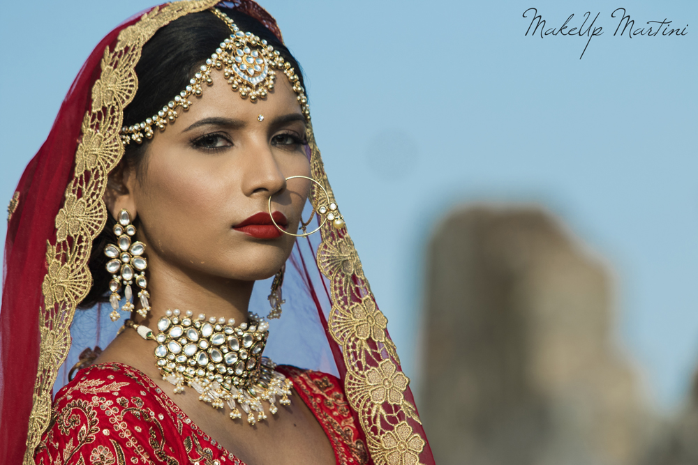 North Indian Classic Bridal Makeup Look – MakeUpMartini