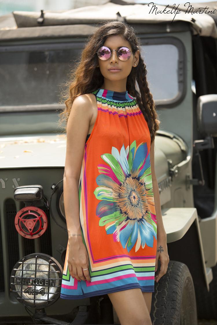 70s Hippie Style OOTD