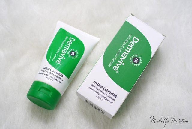 Dermavive Hydra Cleanser Review