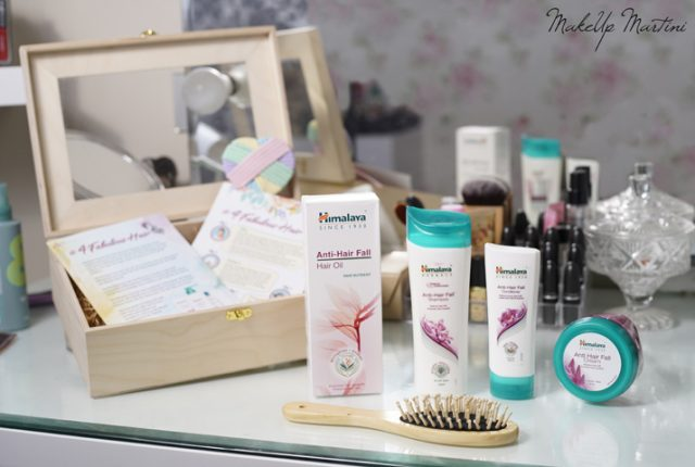 Himalaya Fabulous Hair Range Review