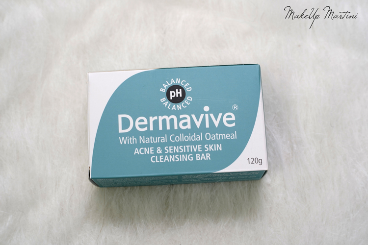 Dermavive Acne & Sensitive Skin Cleansing Bar Review