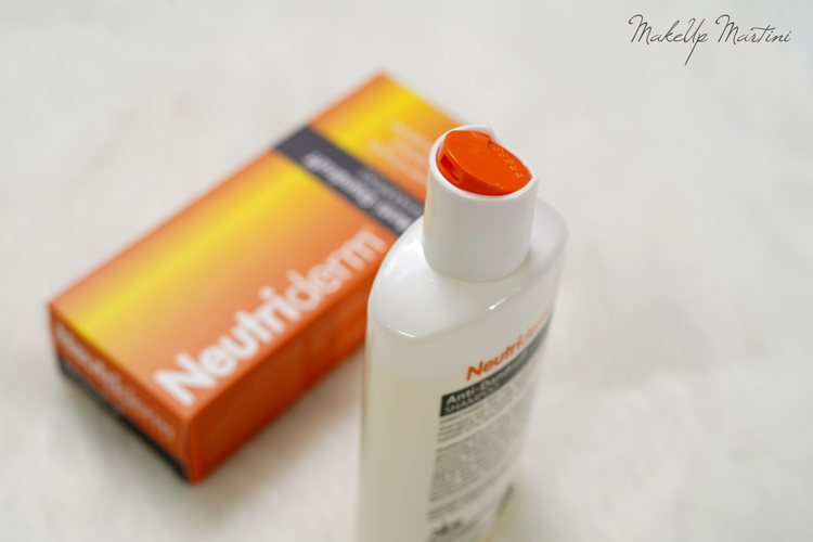 Neutriderm Anti Dandruff Shampoo Review