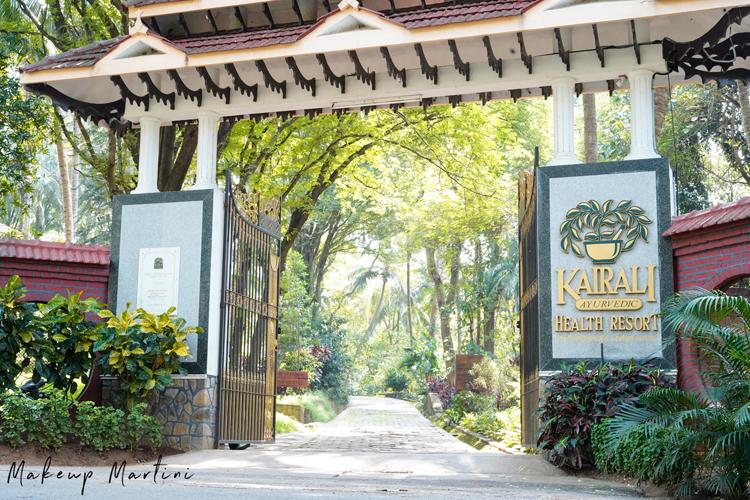 Kairali The Ayurvedic Healing Village Kerala