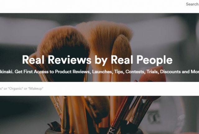 Ikinaki Website Review