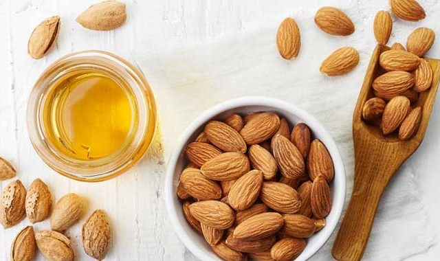 Best Hair Oils For Faster Hair Growth - Almond oil