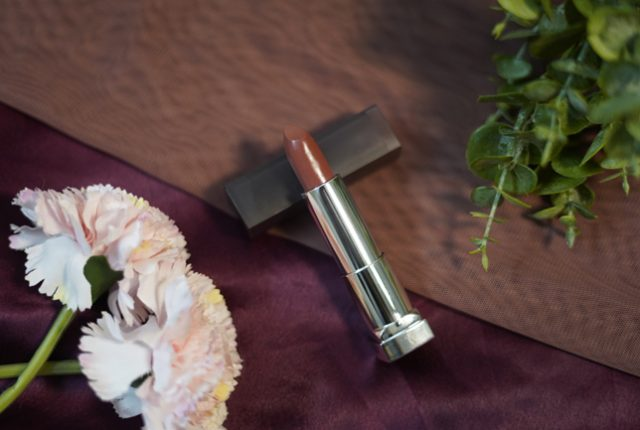 Maybelline Nude Nuance Lipstick Review